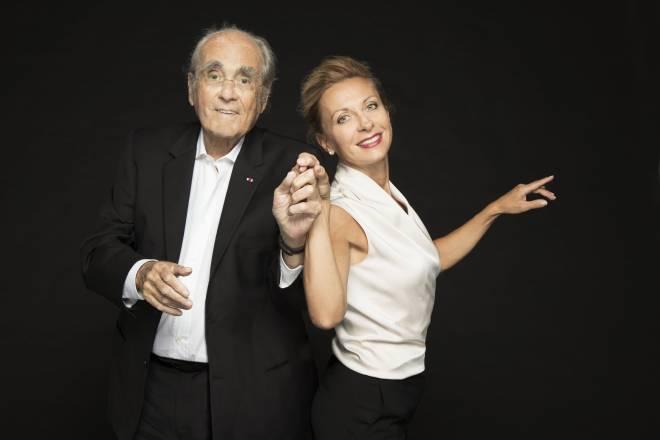 Natalie Dessay et Michel Legrand