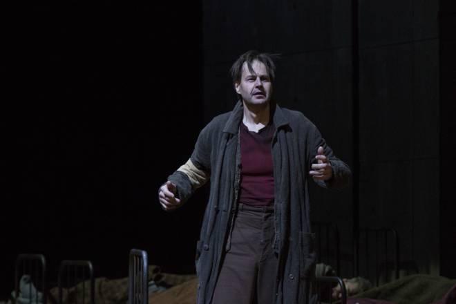 Peter Mattei - De la maison des morts par Patrice Chéreau