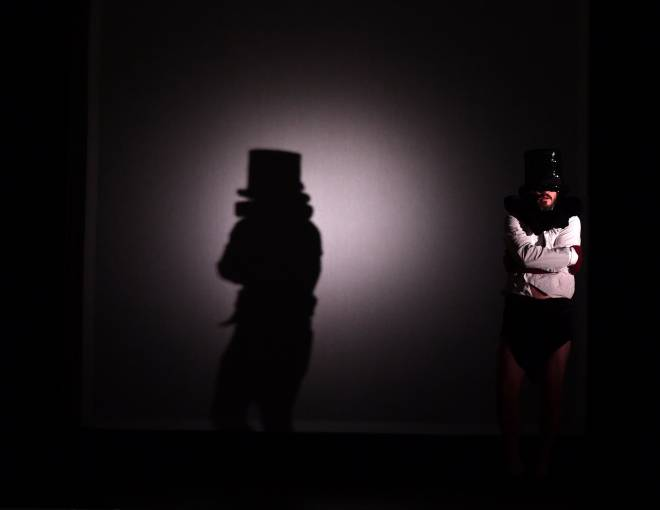 Julien Testard - Manfred par Sandra Pocceschi et Giacomo Strada