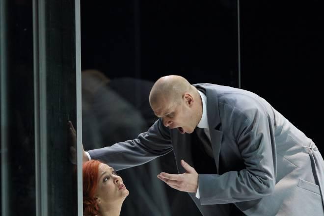 Marlis Petersen & Bo Skovhus - Lulu par Tcherniakov