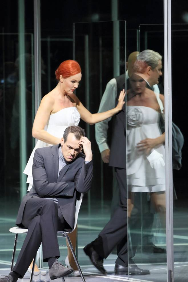 Marlis Petersen & Matthias Klink - Lulu par Tcherniakov