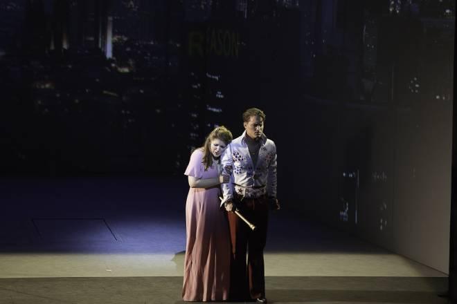 Andreea Soare & Sascha Emanuel Kramer - La Flûte Enchantée par René Koering