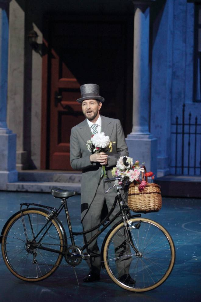 Raphaël Brémard - My Fair Lady par Jean Liermier