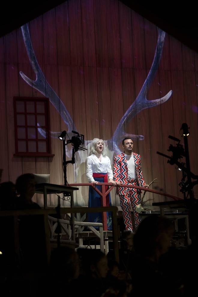 Norma Nahoun & Philippe Estèphe - Peer Gynt par Jean-Philippe Clarac et Olivier Deloeuil