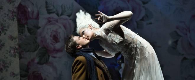 La Reine des Neiges de Marius Felix Lange