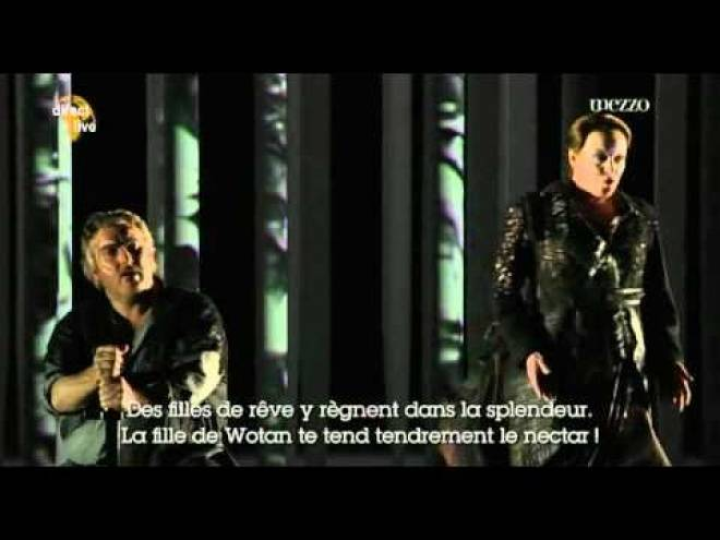 La Walkyrie à la Scala