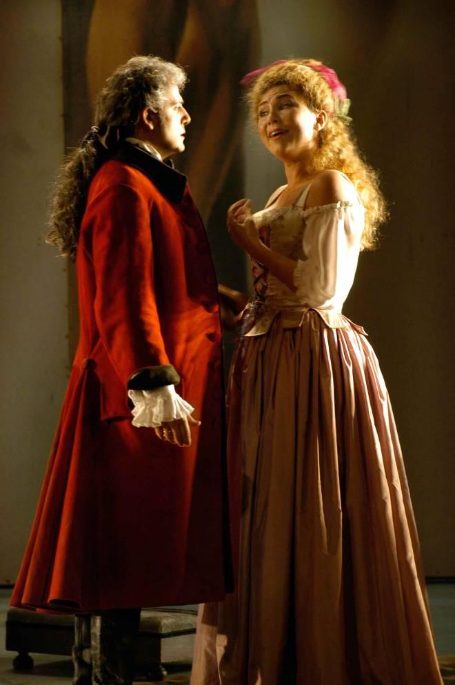 Pietro Spagnoli & Annette Dasch - Les Noces de Figaro par Jean-Louis Martinoty