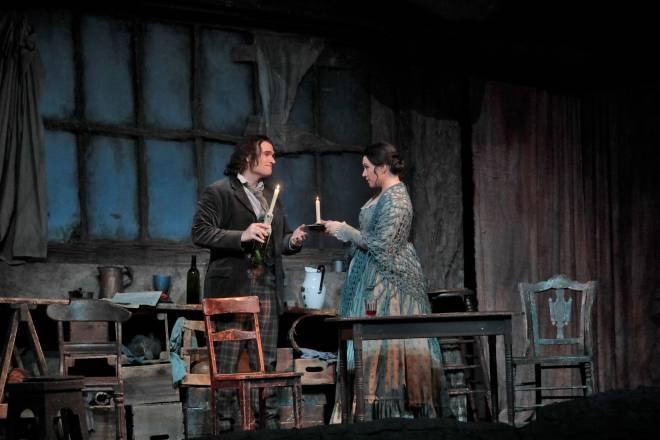 Michael Fabiano & Sonya Yoncheva - La Bohème par Franco Zeffirelli