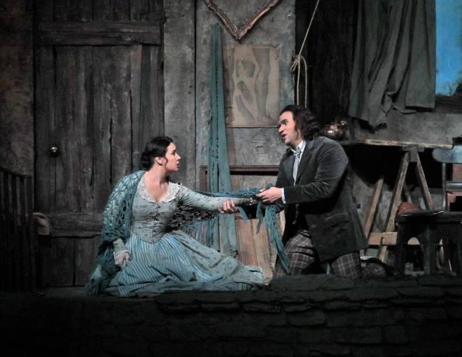 Sonya Yoncheva & Michael Fabiano - La Bohème par Franco Zeffirelli