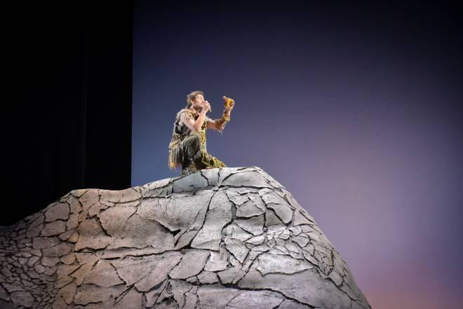 La Flûte enchantée par David Lescot