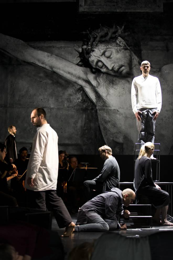 La Passion selon Saint Jean par Pierre Audi