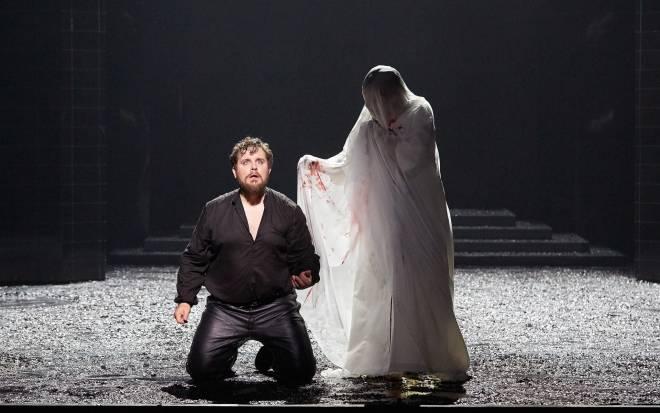 Michael Spyres dans la Nonne Sanglante