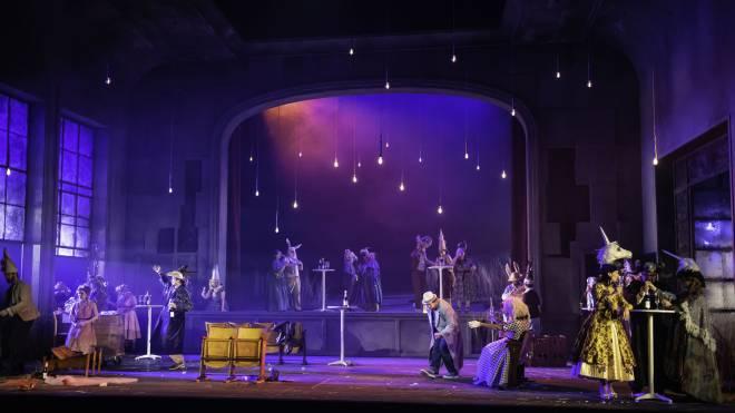 Don Giovanni par David Bösch