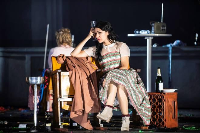 Myrtò Papatanasiu - Don Giovanni par David Bösch