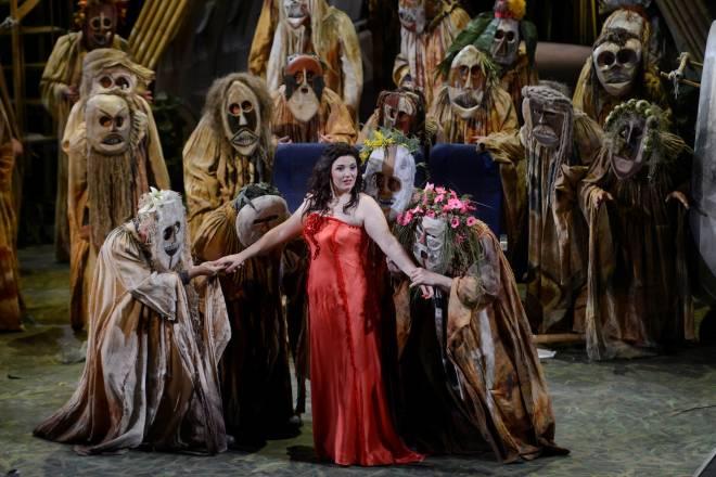 Teresa Iervolino - L'Italienne à Alger par David Hermann