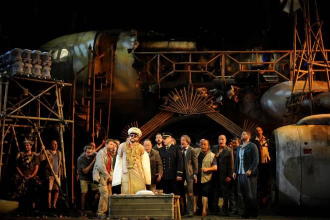 Adrian Sâmpetrean - L'Italienne à Alger par David Hermann