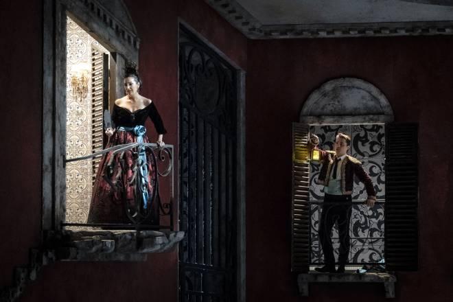 Marina Viotti & Leon Košavić - Le Barbier de Séville par Pierre-Emmanuel Rousseau