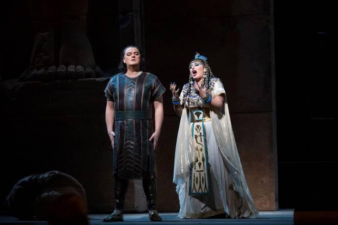 Aleksandrs Antonenko & Anita Rachvelishvili - Aida par Sonja Frisell