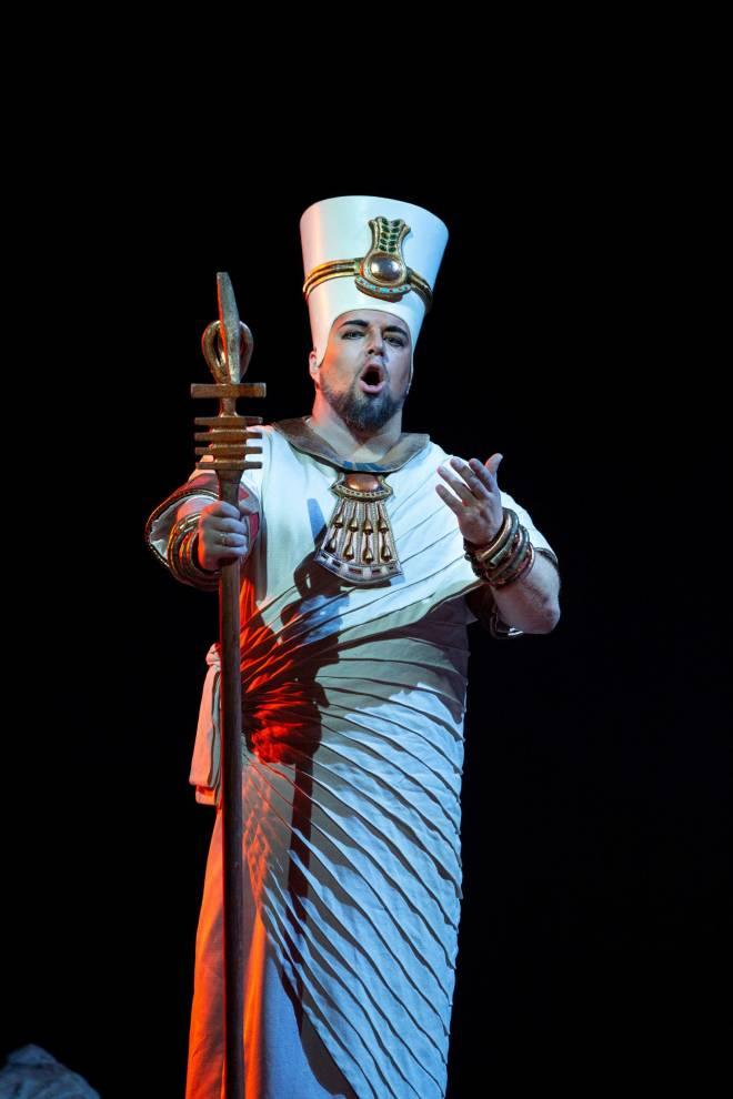 Dmitry Belosselskiy - Aida par Sonja Frisell