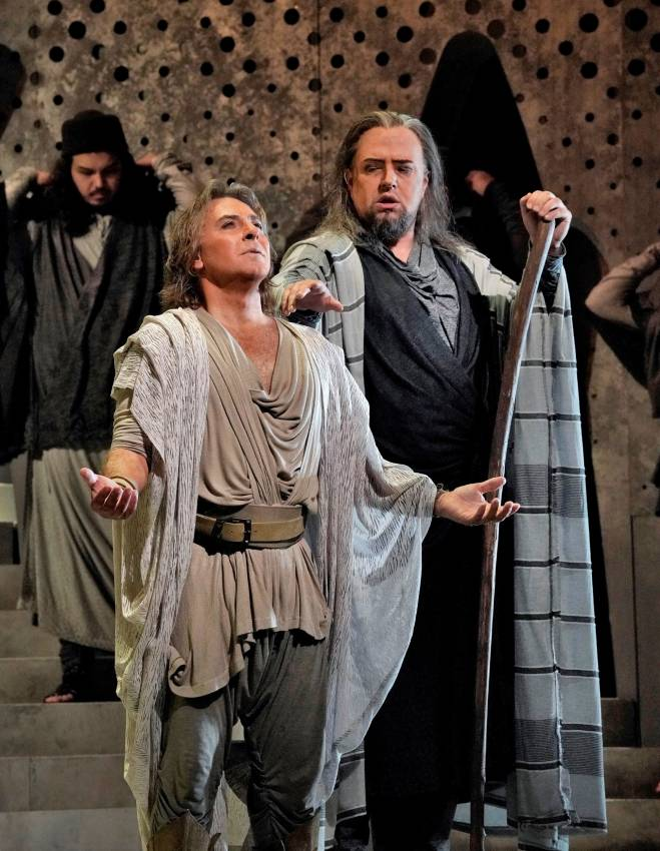 Roberto Alagna & Dmitry Belosselskiy - Samson et Dalila par Darko Tresnjak
