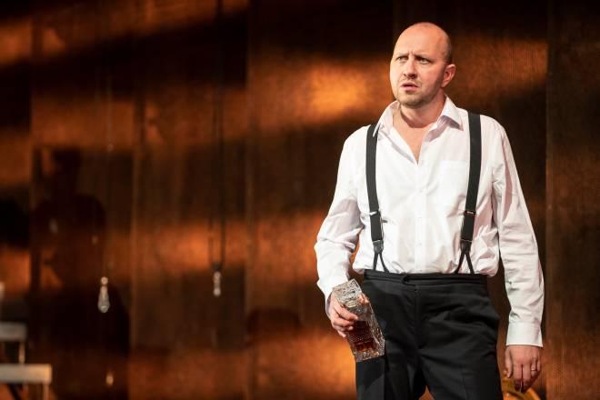 Mikhail Petrenko - Boris Godounov par Matthias Hartmann