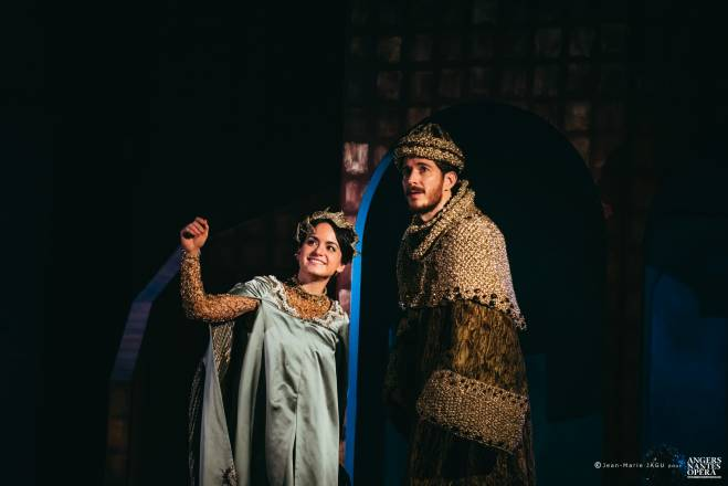 Alicia Amo & Olivier Déjean - San Giovanni Batistta par Vincent Tavernier