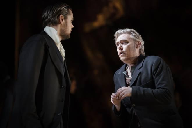 Jens Persson & Karl-Magnus Fredriksson - Rigoletto par Sofia Jupither
