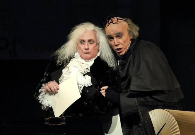 Christophe Mortagne & Thomas Hampson - Les Contes d'Hoffmann par John Richard Schlesinger