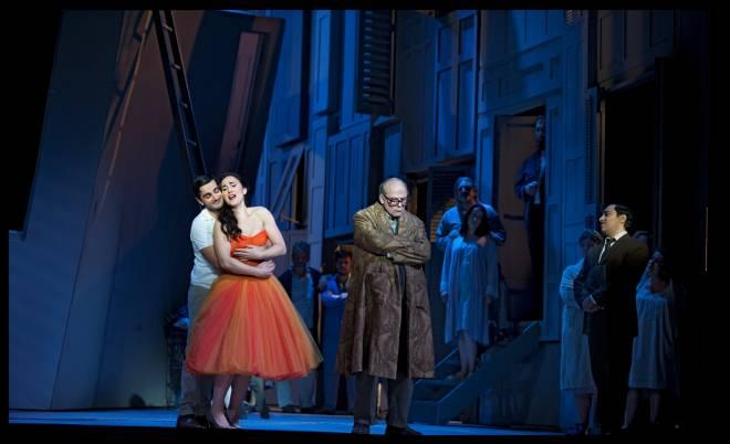 Anicio Zorzi Giustiniani, Anne-Catherine Gillet, Pietro Spagnoli & Rodion Pogossov - Don Pasquale par Laurent Pelly