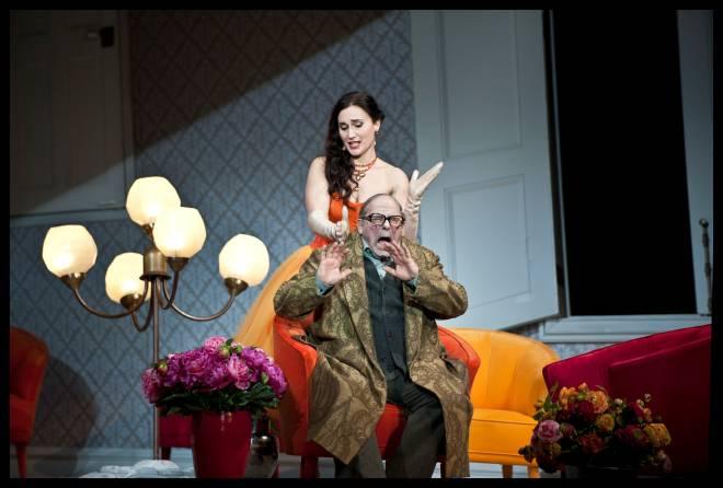 Anne-Catherine Gillet, Pietro Spagnoli - Don Pasquale par Laurent Pelly