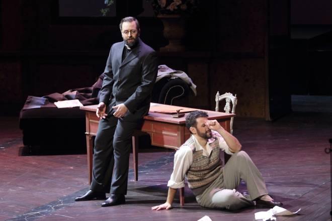 Étienne Dupuis & Enea Scala - La Traviata par Renée Auphan