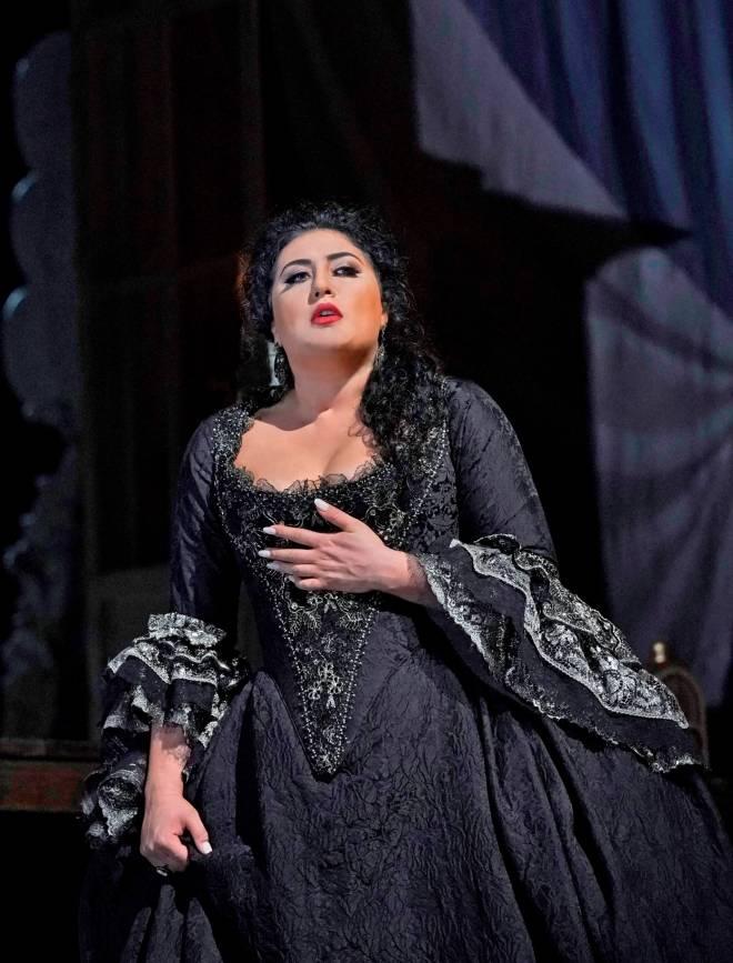 Anita Rachvelishvili - Adriana Lecouvreur par David McVicar