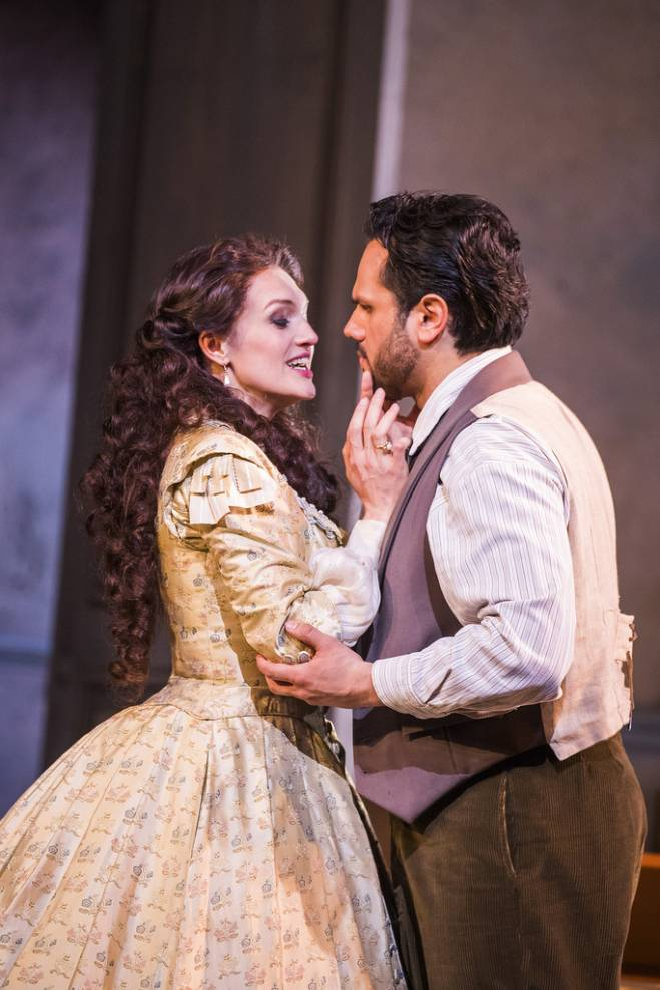 Ekaterina Bakanova & Atalla Ayan - La Traviata par Richard Eyre
