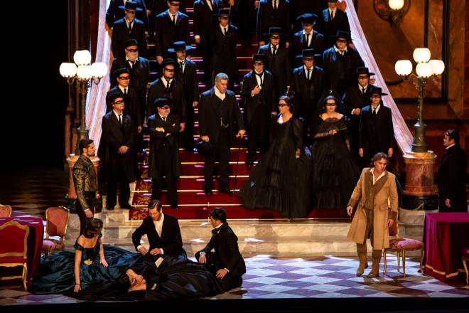 Roberto Alagna - La Traviata par Benoît Jacquot