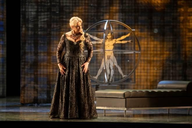 Annick Massis - Lucrèce Borgia par Emilio Sagi