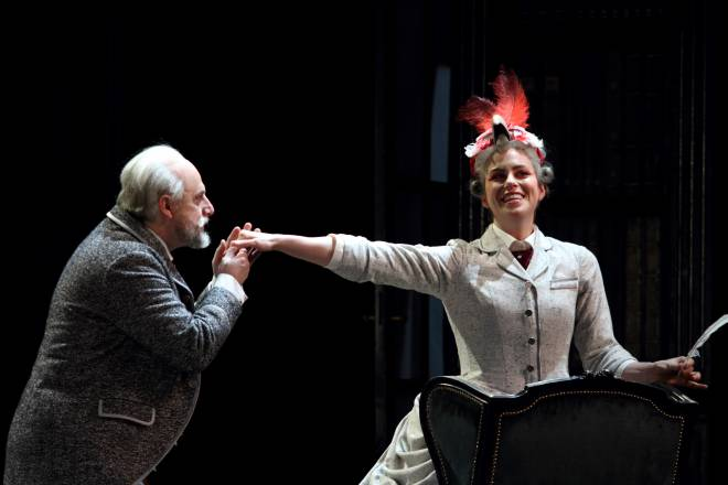 Vladimir Stoyanov & Jacquelyn Stucker - La Dame de Pique par Stefan Herheim
