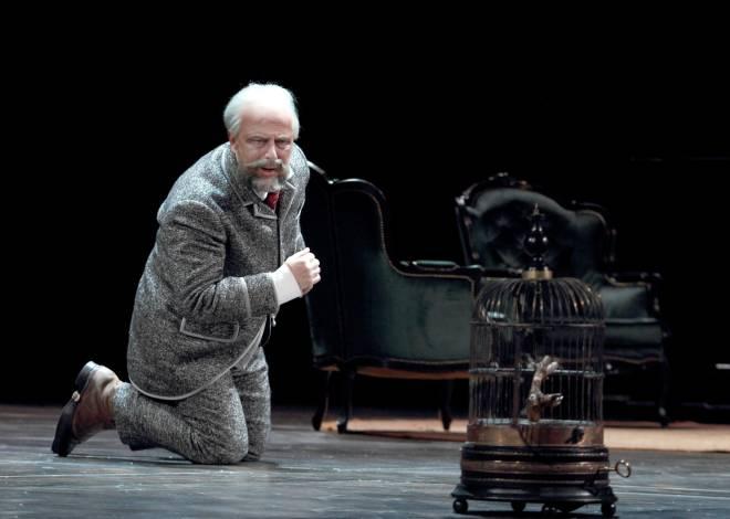 Vladimir Stoyanov - La Dame de Pique par Stefan Herheim