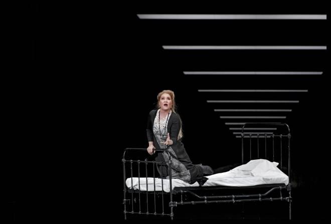 Silvia Tro Santafé - La Joconde par Olivier Py