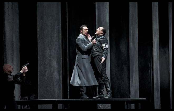 Roberto Covatta & Stefano La Colla - La Joconde par Olivier Py