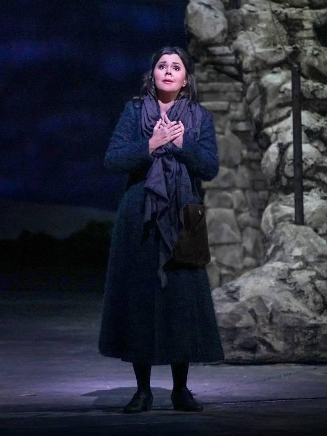 Aleksandra Kurzak - Carmen par Richard Eyre