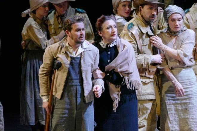 Kévin Amiel & Jeanne-Marie Lévy - Faust par Nadine Duffaut
