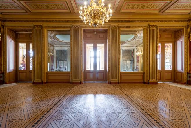 Grand Théâtre de Genève - Avant Foyer