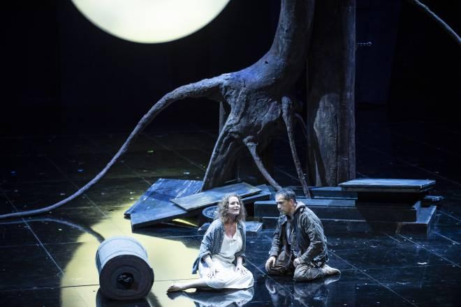 Michaela Kaune et Will Hartmann - Walkyrie par Dieter Dorn