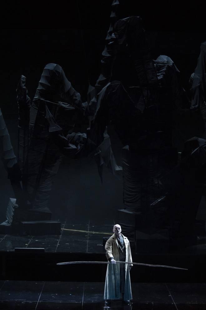 Tómas Tómasson - Siegfried par Dieter Dorn