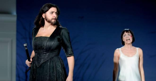 Cecilia Bartoli & Sandrine Piau - Ariodante par Christof Loy