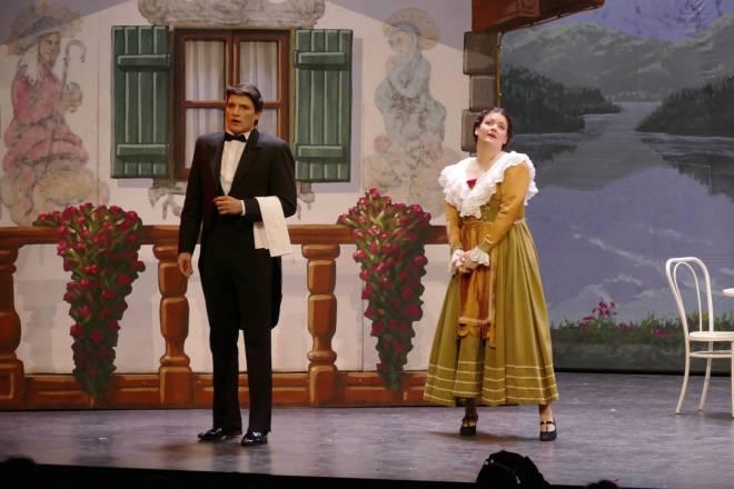 Grégory Benchenafi & Jennifer Michel - L'Auberge du Cheval Blanc par Jack Gervais