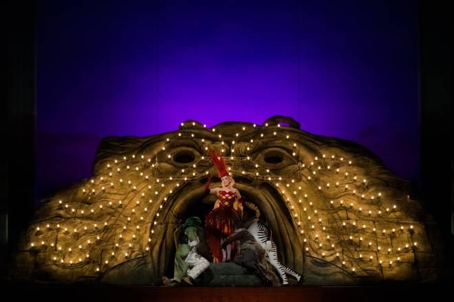 Elizabeth Sutphen - Ariane à Naxos par Michel Fau