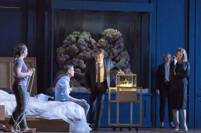 Ocean Barrington-Cook, Samuel Boden, Peter Hoare & Barbara Hannigan - Lessons in Love and Violence
