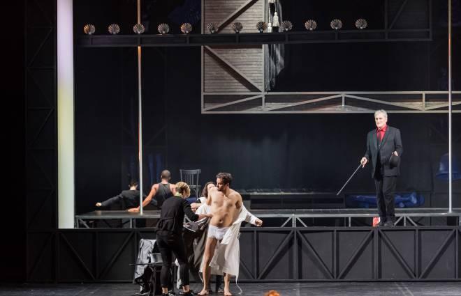 Julien Behr & Vincent Le Texier - The Rake's Progress par Jean De Pange