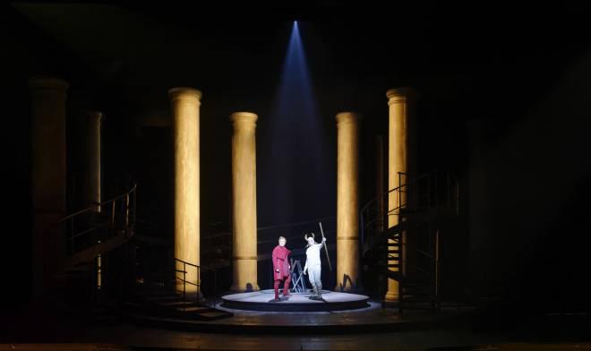 Paul Gaugler & Frédéric Caton - Dante par Jean-Romain Vesperini